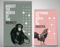 Animal Horoscope Calendar