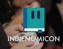 Indienomicon Website Design