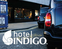 Hotel Indigo :: Home Page Concepts