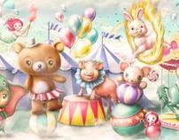 Franki's circus