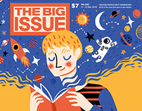 Jacky Winter x The Big Issue