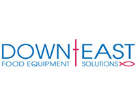 Down East Foodservice Solutions Logo Design