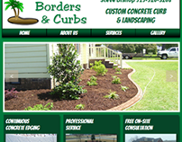 Borders and Curbs Website