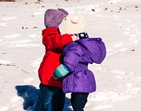 Snowbunnies: Kenley & Ellie