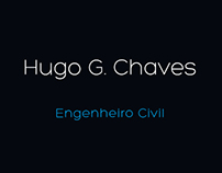 Business Card Hugo Chaves - Engineer