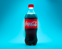 Tabletop and Product Photography: Coca-Cola