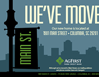 We're Moving Campaign