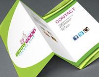 Berry Good Yogurt Cafe Brochure