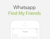 Whatsapp - Find My Friends