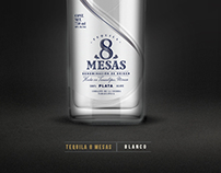 Tequila 8 Mesas Website