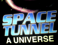 Space Tunnel Signage