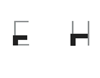 Initials for Neutraface font