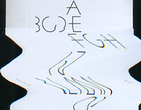 GROW / hand-rendered typography and publication.
