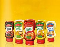 Nuevas fotos para salsas gustadina