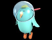 Jetpack Bird