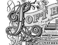 Loft letter / письмо благодарности