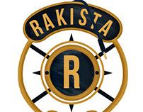 RAKISTA logo