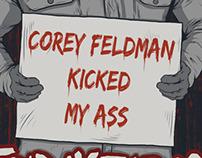 Corey Feldman vs Jason