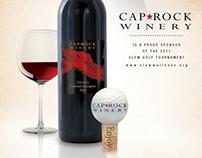 CapRock Winery - Branding
