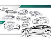Chrysler SUV Exterior Concept
