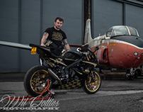 Triumph Dayton 675SE