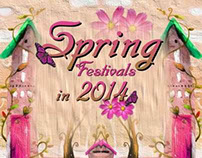 The Best Spring Festivals of 2014 from Around the World