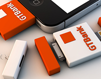 USB DRIVE DESIGN FOR GTB