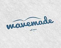 Wavemade Logo Concept