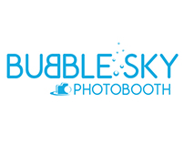 Bubble Sky Photobooth Logo