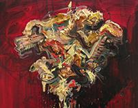 Jazzamoart   Visual artist