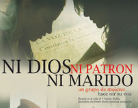 Ni Diós, Ni patrón, Ni marido - Packaging DVD