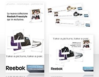 Reebok Freestyle for Athletes World Italy