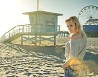 Lola, Santa Monica beach