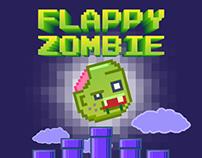 Flappy Zombie