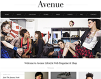 Avenue Lifestyle Magazine & Fashion Shop