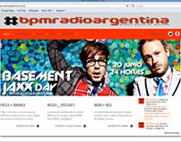#bpmradioargentina 2013