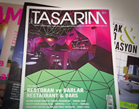 TASARIM Magazine Cover Design