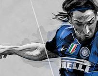 Zlatan Ibrahimovic Nike ad