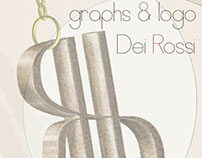 "Graphs & Logo for ""Dei Rossi"""