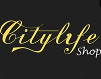 Citylife fashion shop Identity