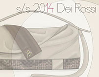 "Limited Edition Bags Collection s/s2014 for ""Dei Rossi"""