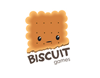 Biscuit Games Company Logo