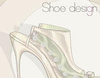 Shoe design Trend book