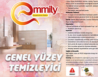 Emmily - General Surface Cleaner