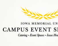 Campus Event Services Identity and Marketing Materials