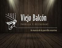 VIEJO BALCÓN Parrilla y Restaurant