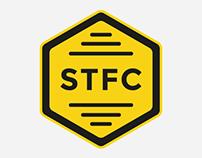 Sandwich Town FC App