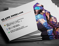 Photography Pro Business Card vol.4
