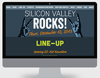 Silicon Valley Rocks - Website