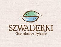 SZWADERKI Gospodarstwo Rybackie - branding